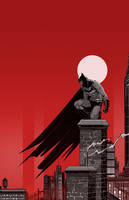 Batman and gotham by Dan-Mora