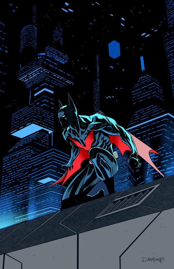 Batman Beyond by Dan-Mora
