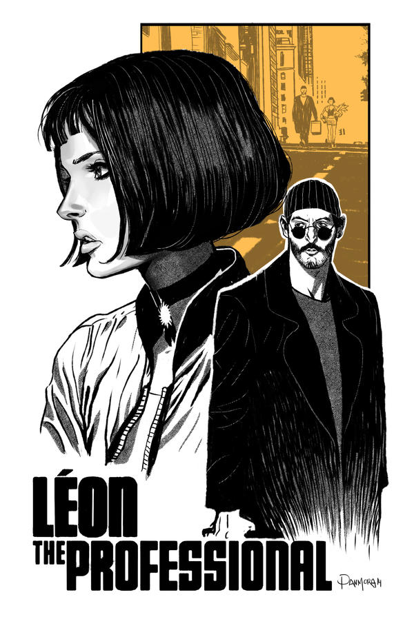 a film analysis of leon the professional Ralph potts reviews this go-for-broke thriller, making its ultra hd debut, from  acclaimed writer/director luc besson about a professional.