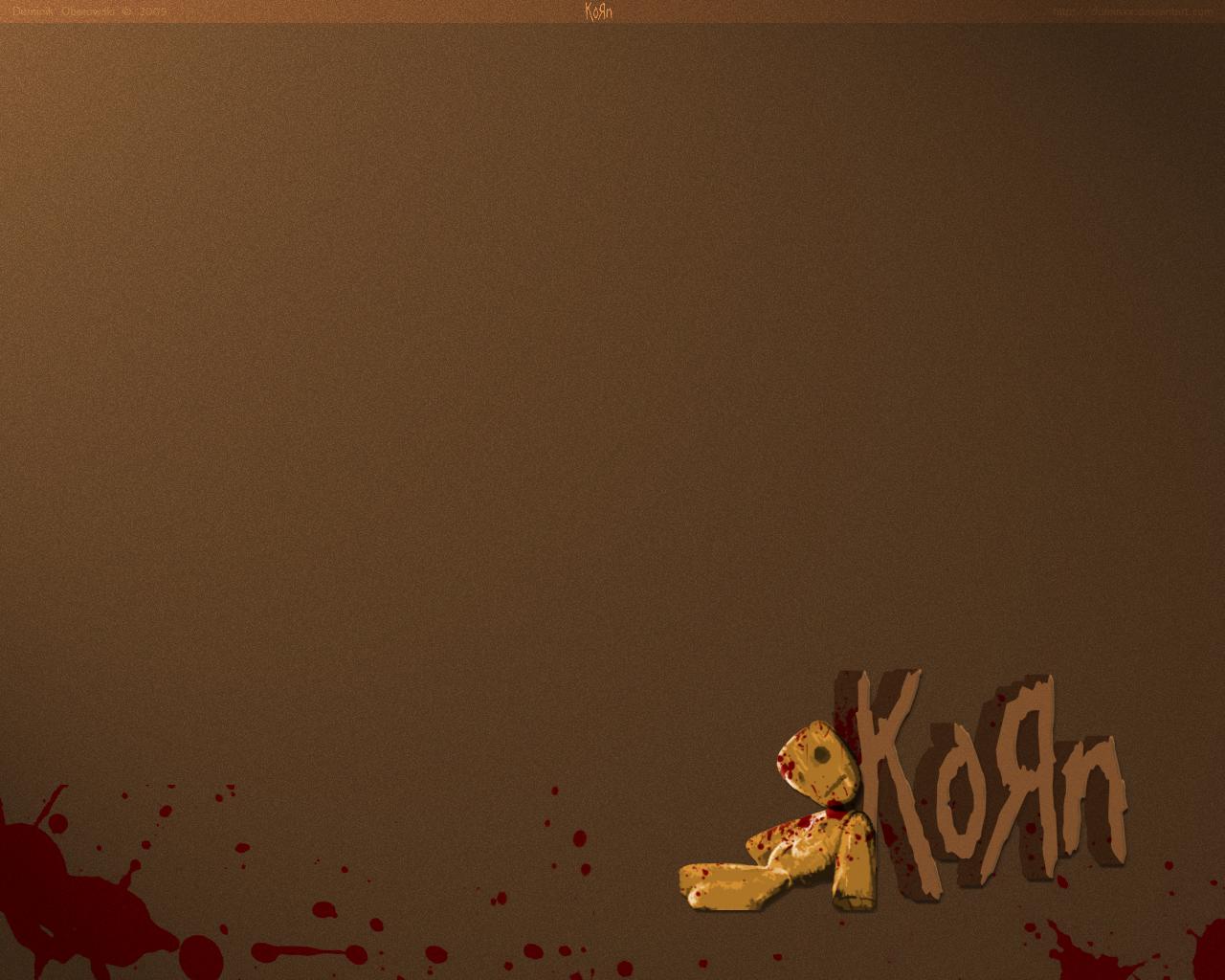 korn wallpaper by dominxx on deviantart