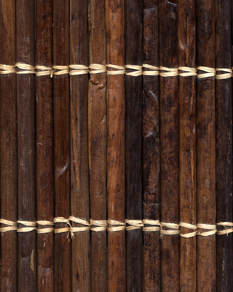 Tied Bamboo