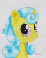 Lemon Hearts portrait by MariaFauna