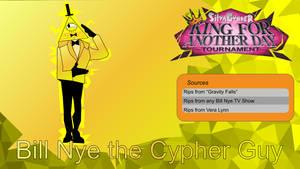 Bill Nye the Cypher Guy, KFAD2