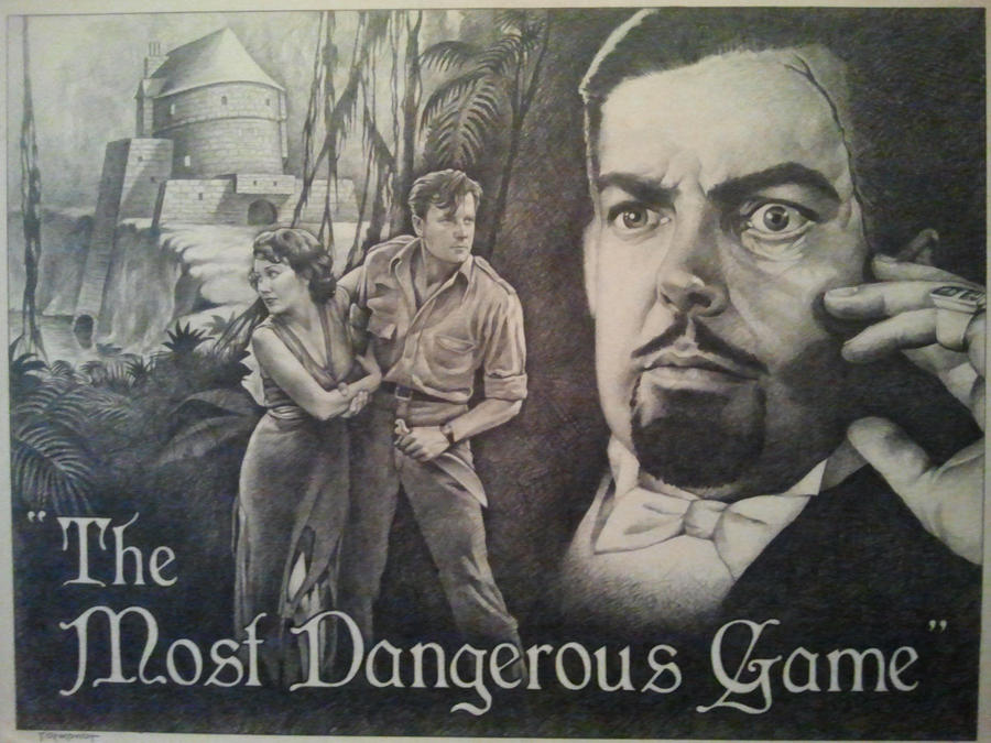 Help writing an essay on 'The Most Dangerous Game'?