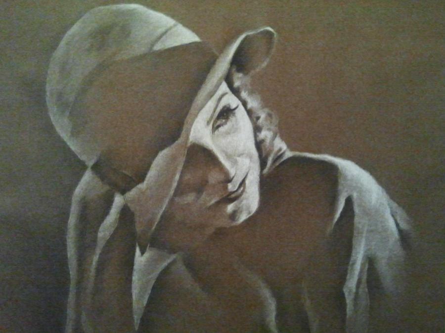 Greta Garbo by casey62