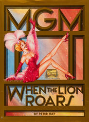 MGM WHEN THE LION ROARS (Book cover)