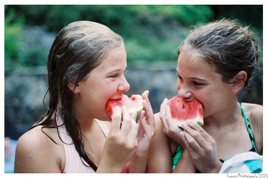Watermelon Duo