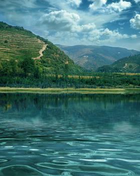 UNRESTRICTED - Lake Scene Premade BG