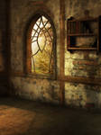 UNRESTRICTED - By the window Background by frozenstocks