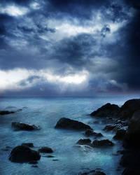 UNRESTRICTED - Gloomy Seas Premade by frozenstocks