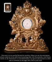 RESTRICTED - Versailles Clock by frozenstocks