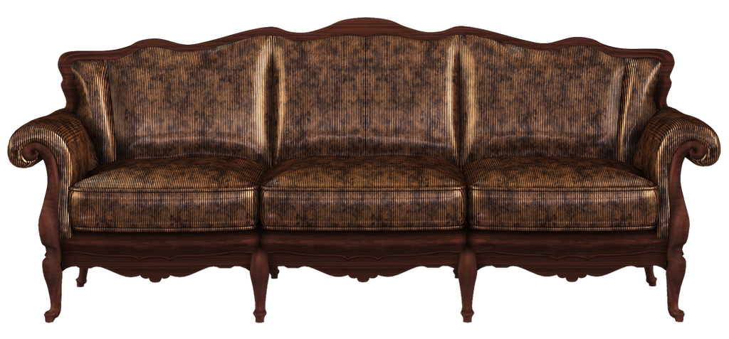 UNRESTRICTED   Antique Sofa Render By Frozenstocks ...