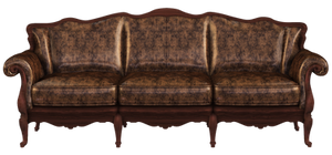 UNRESTRICTED - Antique Sofa Render