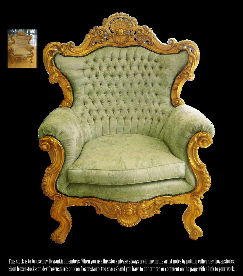 RESTRICTED - Victorian Chair by frozenstocks on DeviantArt