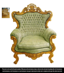 RESTRICTED - Victorian Chair