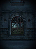 UNRESTRICTED - Dungeon Window Premade by frozenstocks