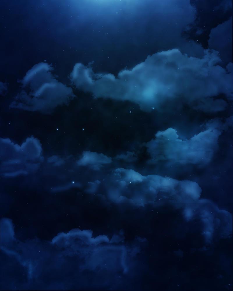 UNRESTRICTED - Nightsky Background by frozenstocks
