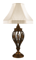 UNRESTRICTED - Vintage Lamp Render by frozenstocks