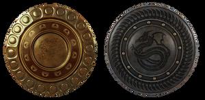 UNRESTRICTED - Fantasy shields
