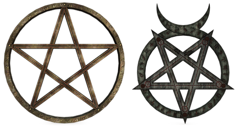 UNRESTRICTED - Pentacles by frozenstocks