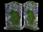 UNRESTRICTED - Mossy Gravestones