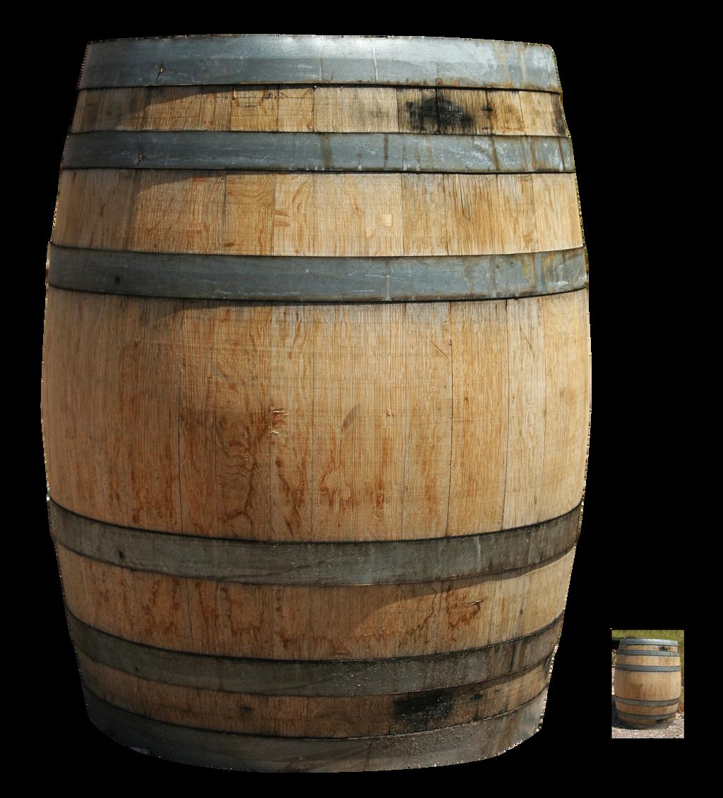 UNRESTRICTED - Old Barrel