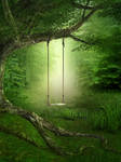 UNRESTRICTED - Forest Swing Background