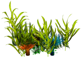 UNRESTRICTED - Underwater Plants  Render by frozenstocks