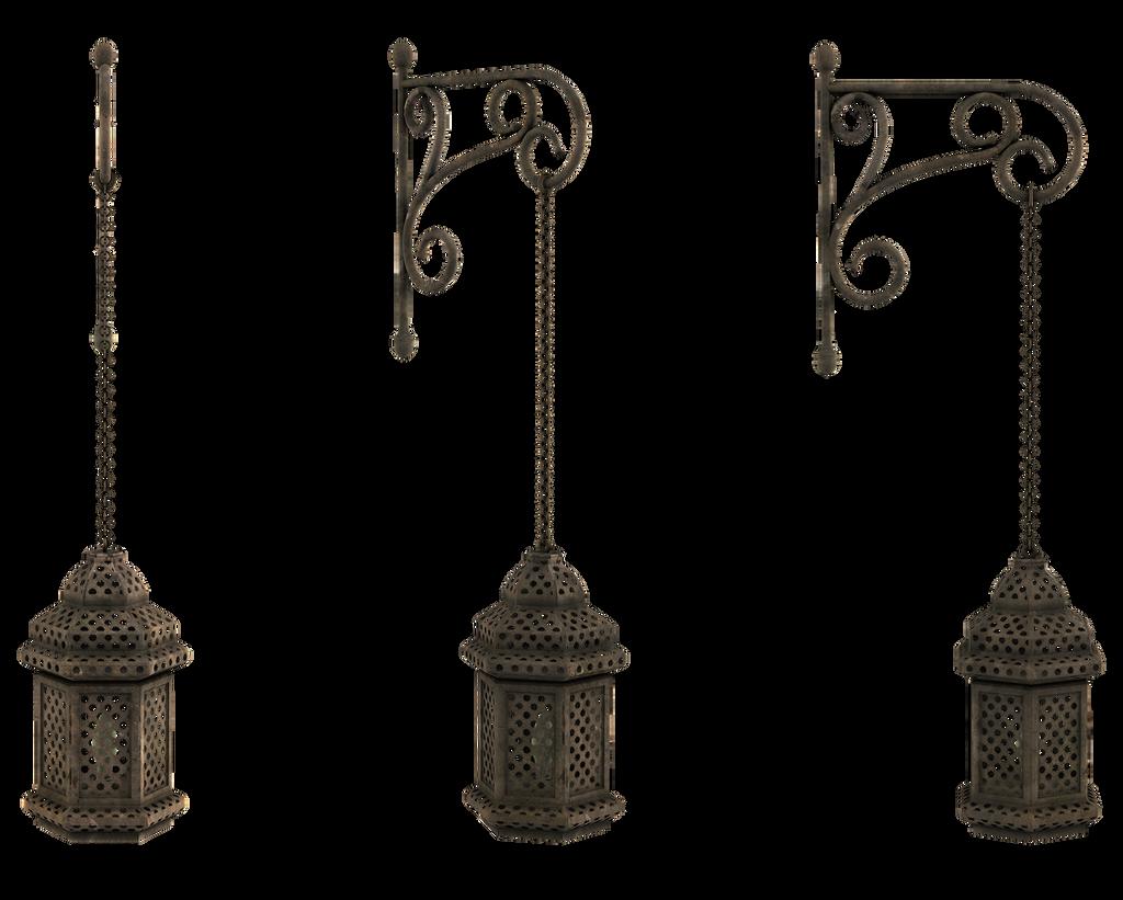 UNRESTRICTED - Morrocan Lantern Renders
