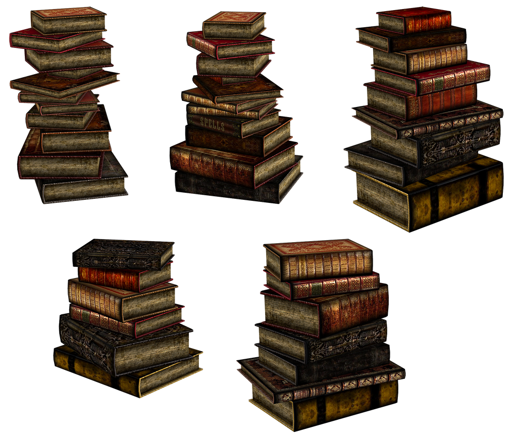 سكرابز كتب سكرابز كتاب صور كتب سكرابز كتب منوعه png unrestricted___stacks_of_books_renders_ii_by_frozenstocks-d7o1bbr.png