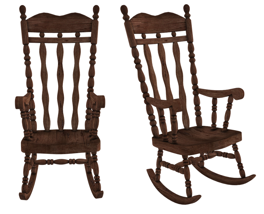 UNRESTRICTED - Rocking Chair