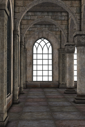 UNRESTRICTED - Archways Hall Scene II