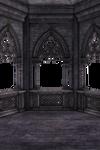 RESTRICTED - Dark Gothic Balcony 02