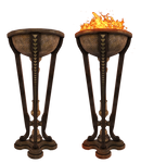 UNRESTRICTED - Flaming Brazier PNG