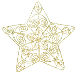 UNRESTRICTED - Star Ornament by frozenstocks