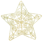 UNRESTRICTED - Star Ornament