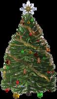 UNRESTRICTED - Christmas Tree Render