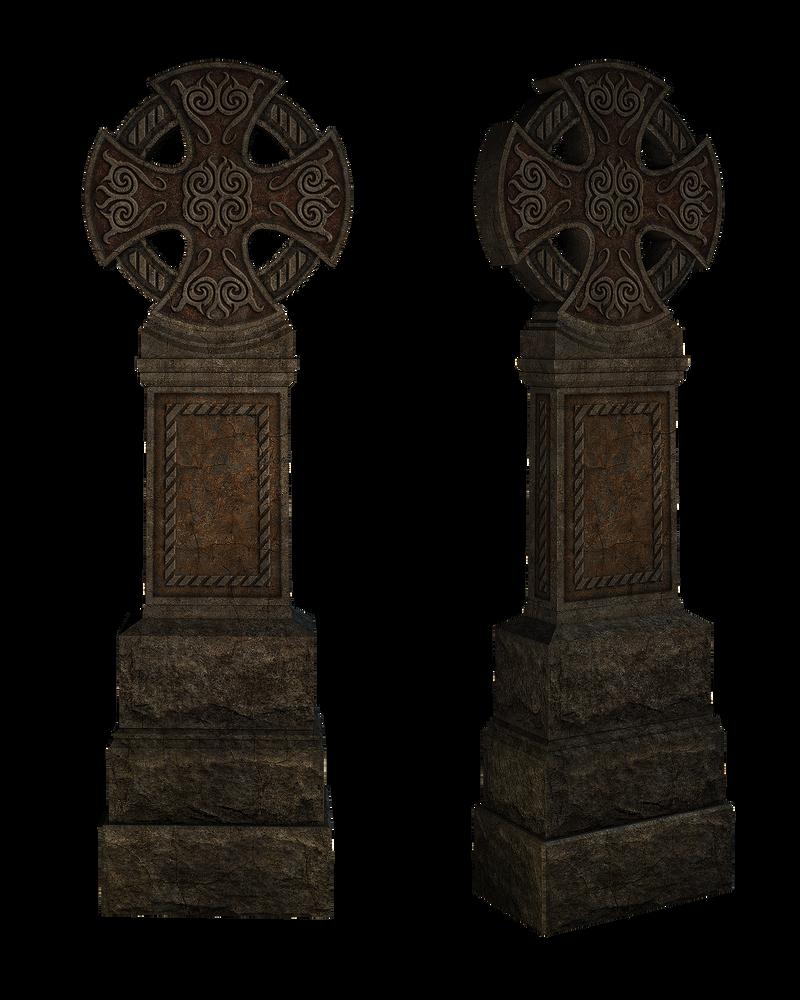 UNRESTRICTED - 3D Cross by frozenstocks