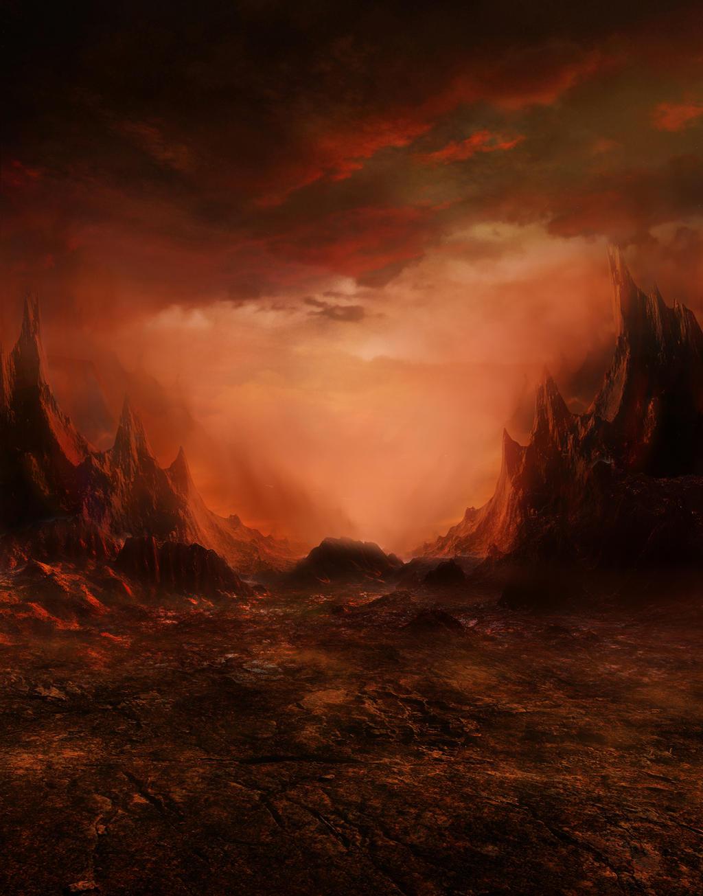 RESTRICTED - Underworld Premade by frozenstocks
