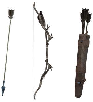 UNRESTRICTED - Forest Archer Gear