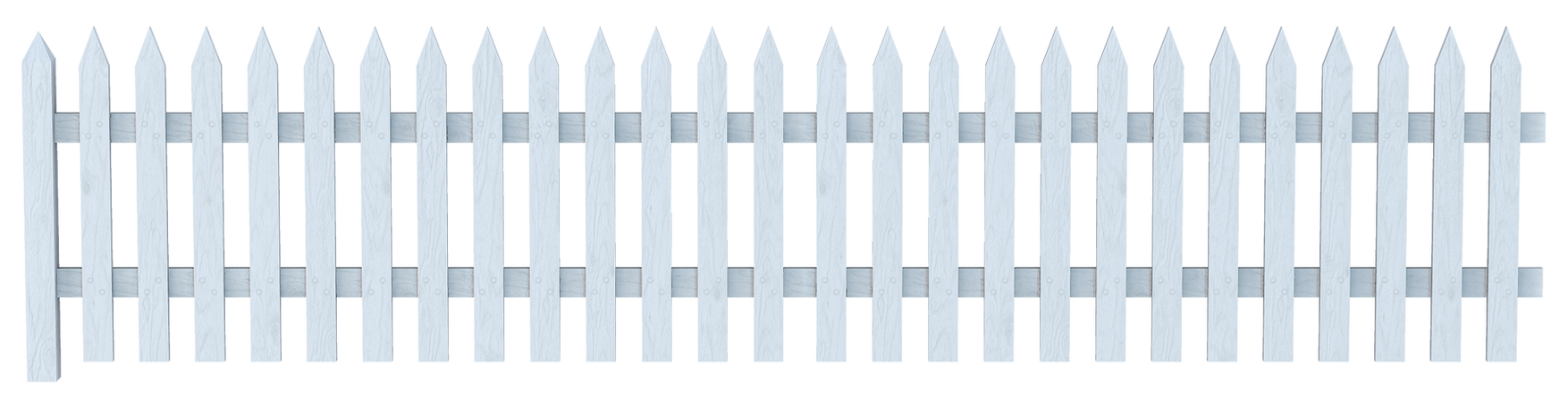 UNRESTRICTED - White Picket Fence