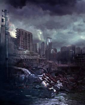 UNRESTRICTED - Apocalyptic Wasteland