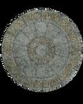 UNRESTRICTED - Round Stone Floor