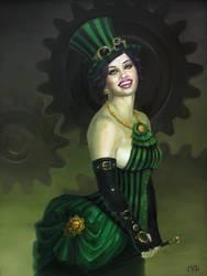 The Baroness Samahdi by JVanHulle