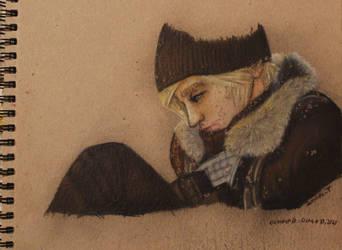 arttober#9 Cold