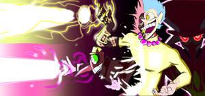 Dual Attack: Twin Eldritch Blast
