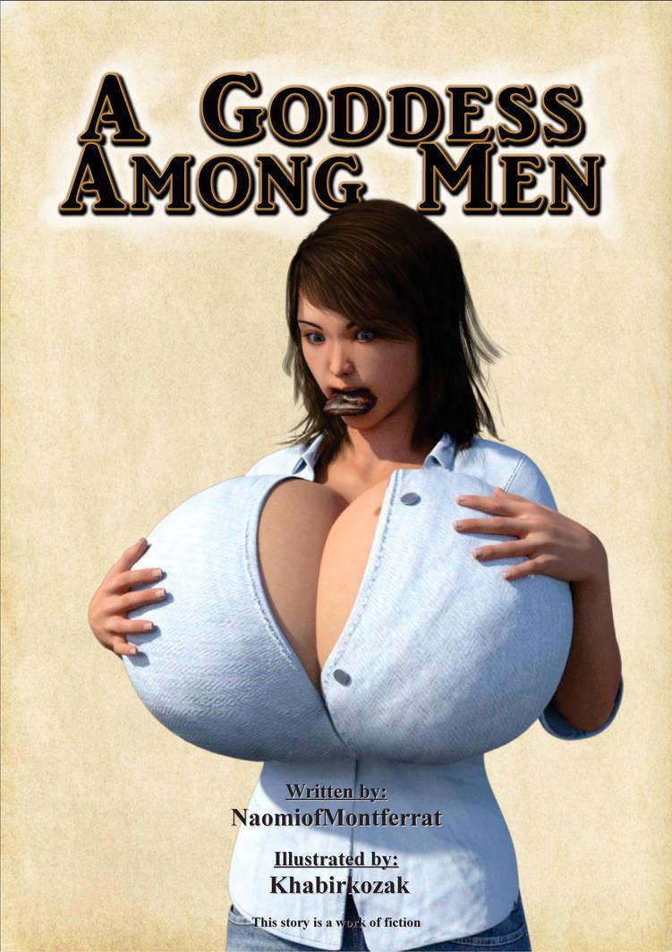 A Goddess Among Men - Title Page by Khabirkozak