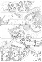 X-Men sample pg5 by theDougArthur