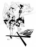 All New X-Men practice
