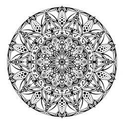 Mandala 002: Thalassal Wheel